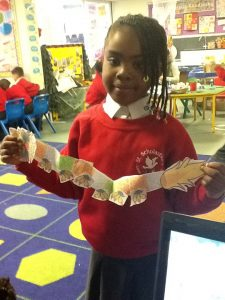 Making Chinese dragons